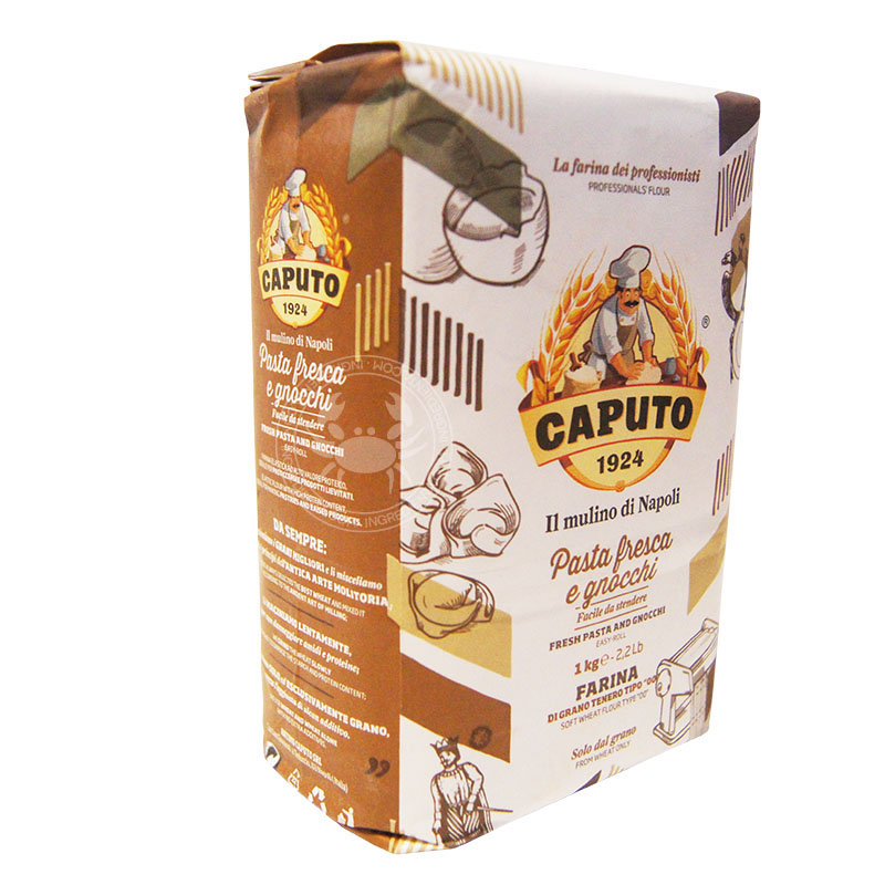 Harina para pasta fresca, 1kg