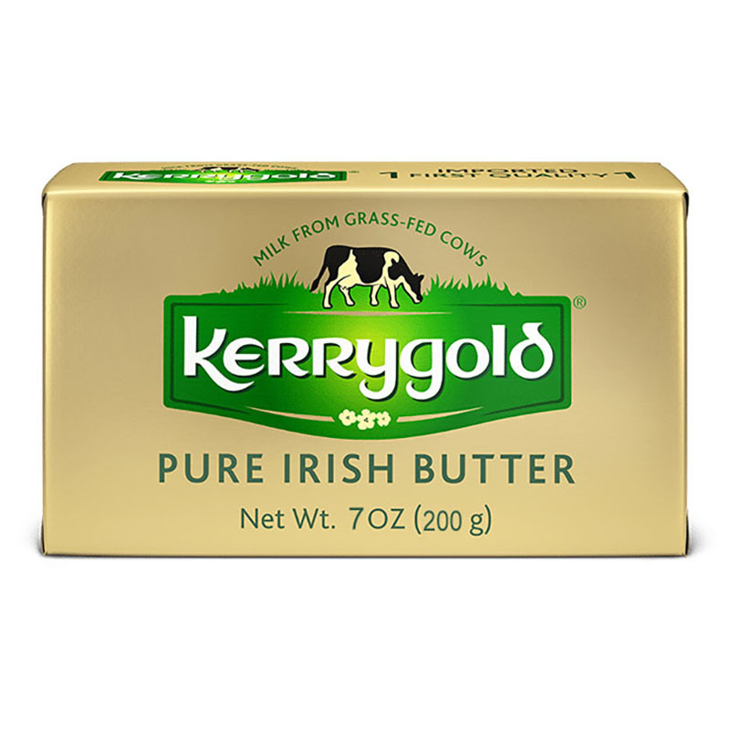 Mantequilla con Sal Kerrygold, 200g