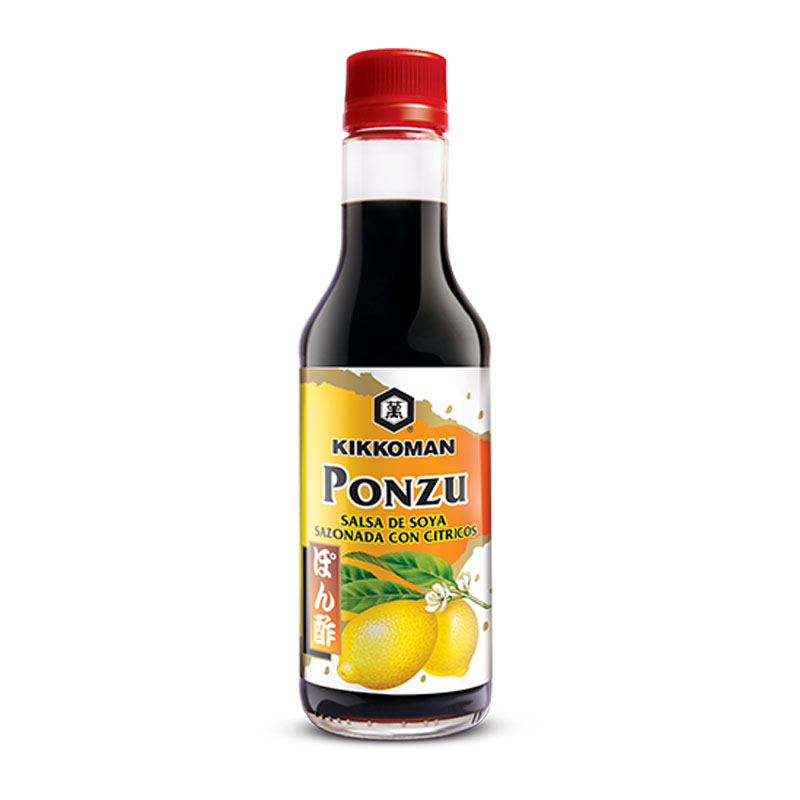 Salsa de Soya con Limón, 296ml