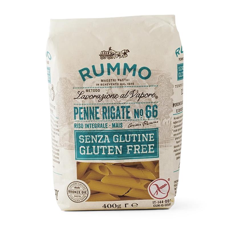 Pasta Penne Rigate Gluten Free Rummo, 400g