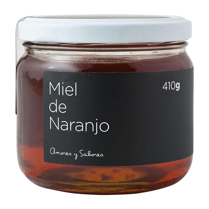Miel de Naranjo, 410g
