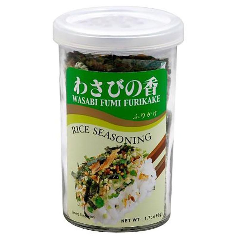 Furikake con Wasabi, 50g