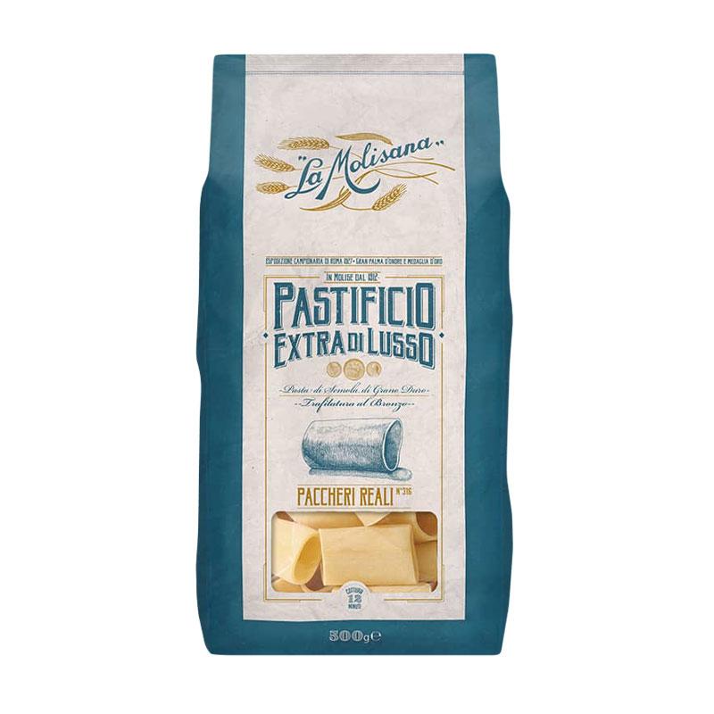 Pasta Paccheri Real, 500g