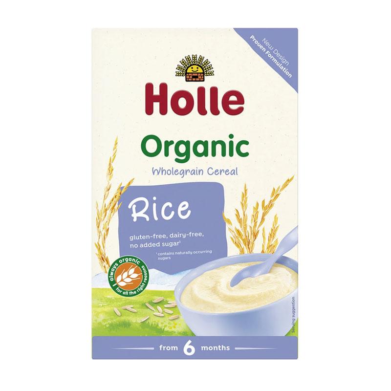 Cereal Orgánico de Arroz, 250g