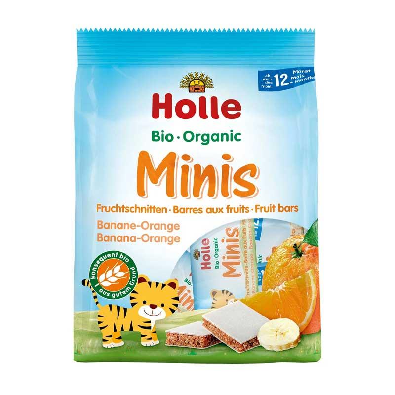 Mini Barritas de Fruta Orgánica, 100g