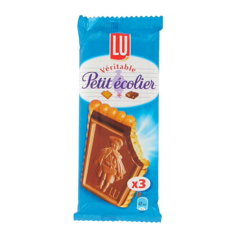 Galletas Petit Ecolier Pocket, 37.5g