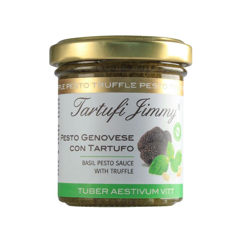 Pesto Genovesse con Trufa Negra, 90g