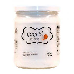 Yogurt de Coco Caro del Peral, 470ml
