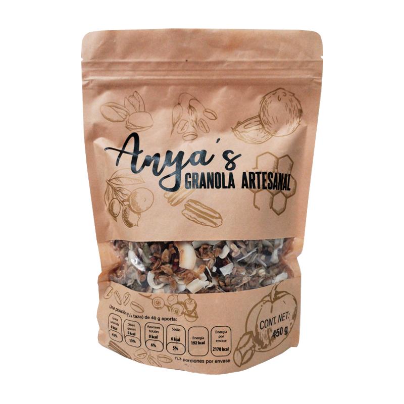 Granola Artesanal Anya's, 500g