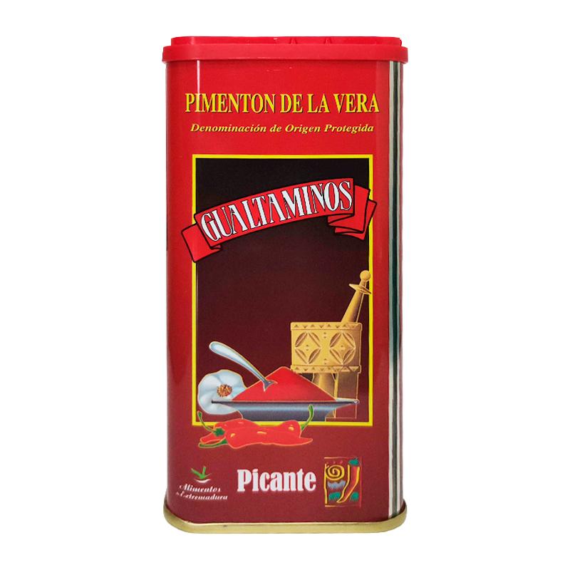 Pimentón de la Vera Picante, 160g