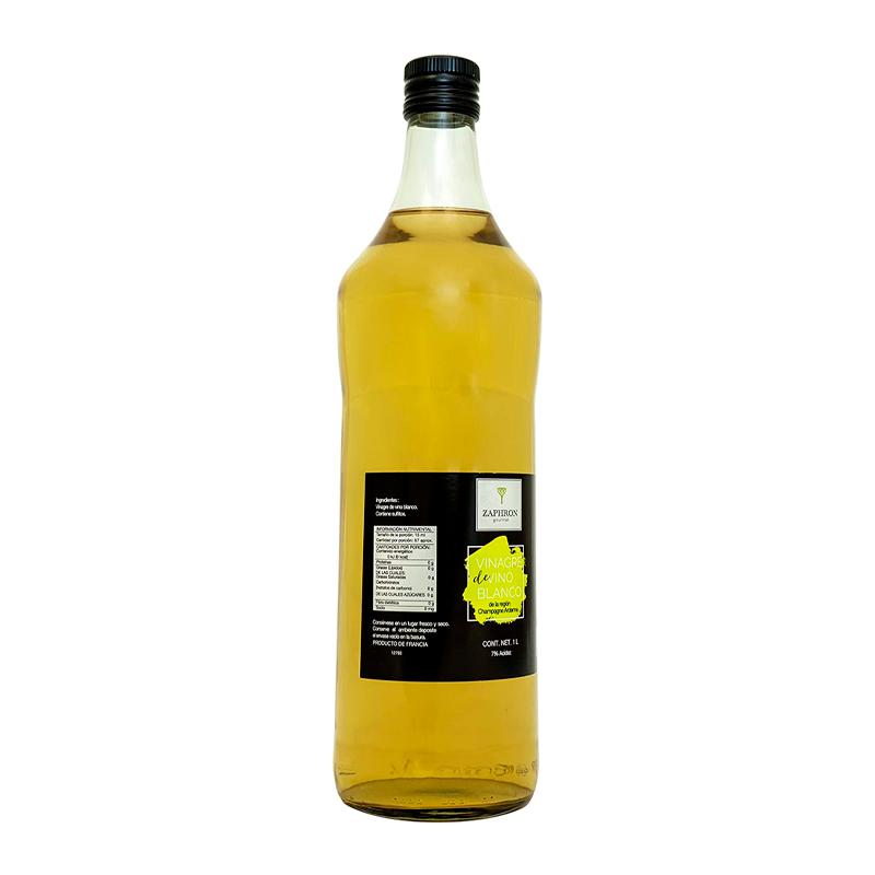 Vinagre de Vino Blanco, 1lt