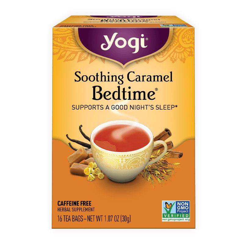 yogi tea calmante