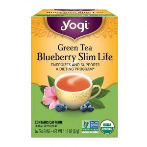 yogi tea green